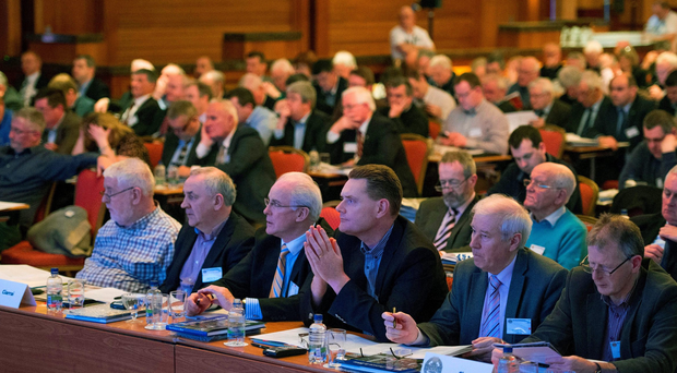 Just like last year in Cavan, Congress delegates will be voting on many issues this week but there's unlikely to be a vote on overhauling the football championship. Photo: Ray McManus / Sportsfile.