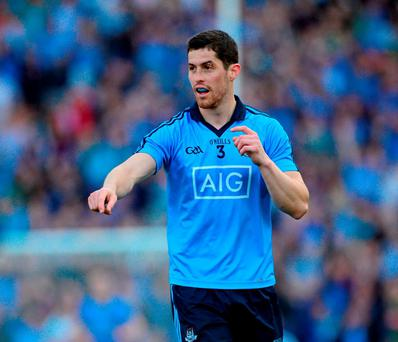 Rory O'Carroll has decided to step away from the Dublin set-up for this year. Photo: Piaras Ó Mídheach / Sportsfile