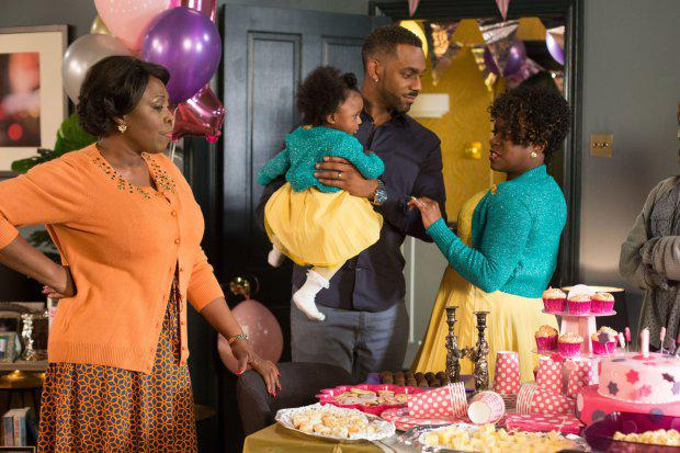 EastEnders character Kim Fox made an outlandish comment about diabetes on the show Photo Credit: BBC