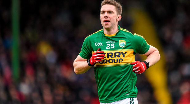 Kerry's Marc Ó Sé will make his first start of the campaign against Down