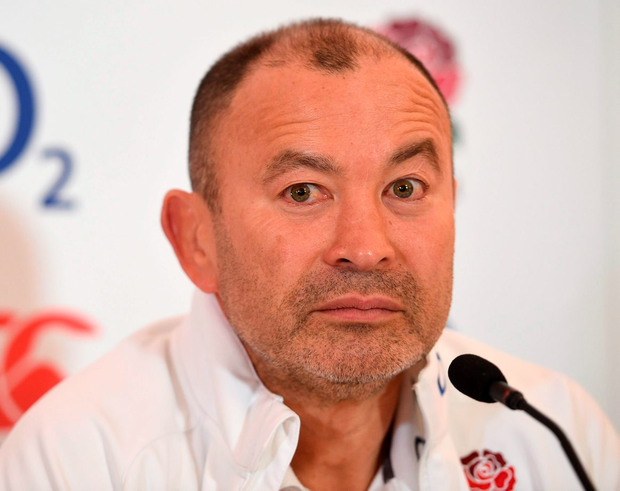 England head coach Eddie Jones. Photo: Andrew Matthews/PA