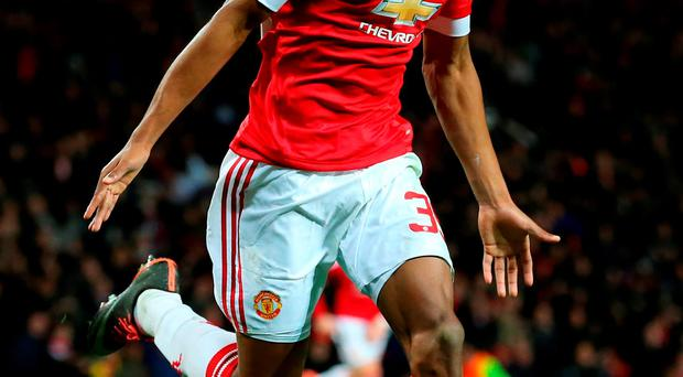 Marcus Rashford may start against Arsenal tomorrow after his impressive display on Thursday (Getty Images)