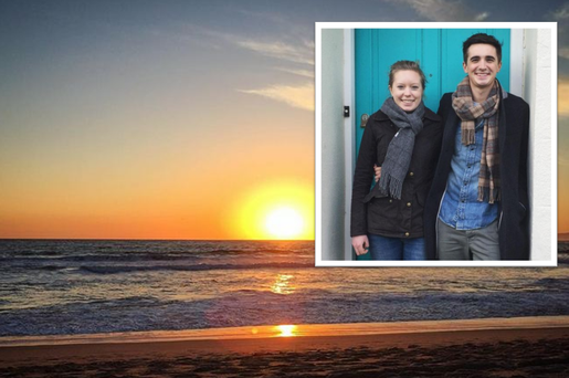 Donal Skehan and his wife Sofie have moved to LA