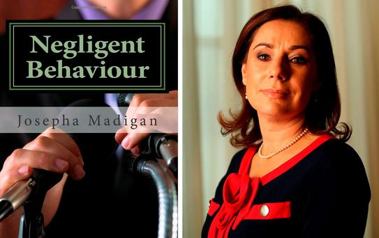 Fine Gael's Josepha Madigan self-published the book in 2011