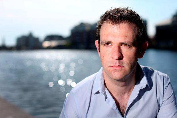 Devastated: Tom Meagher's wife Jill was murdered. Photo: Gerry Mooney