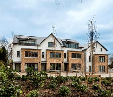 There are 11 houses at Struan Glen, with a fine eye for the details that work for families. Photo: PM Photography