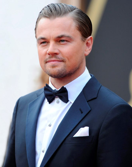 Tipped to win: Leonardo DiCaprio Photo: Robyn Beck/AFP/Getty Images