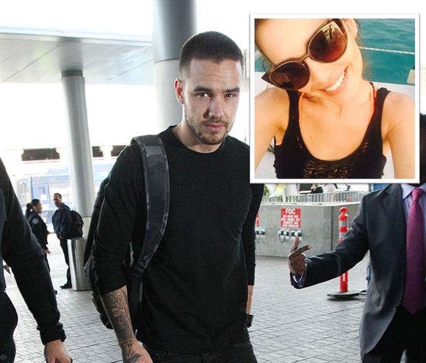 Liam Payne and Cheryl Fernandez Versini are said to have met up in the Maldives