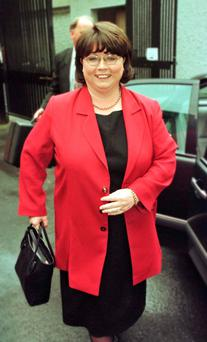 Mary Harney led the PDs into Coalition in 1997. Photo: Colin Keegan, Collins, Dublin
