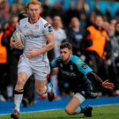 Ulster's Rory Scholes