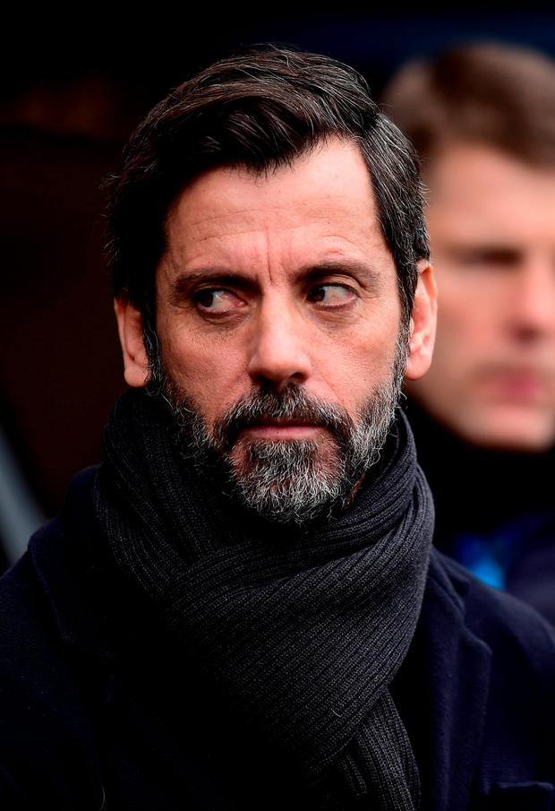 Quique Sanchez Flores. Photo: Alex Broadway/Getty Images