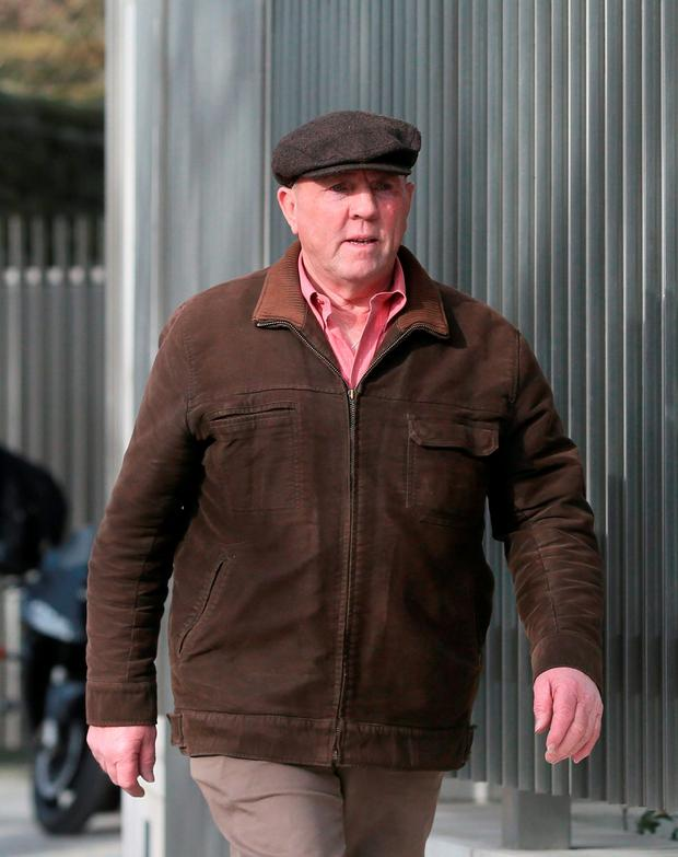Jailed fraudster Thomas 'Slab' Murphy. Photo: Niall Carson/PA