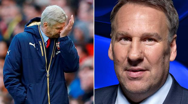 Paul Merson believes Arsenal have to win the title this season