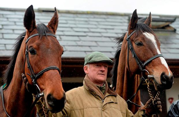 09ce09832ad4 Willie Mullins gives an insight into his Cheltenham Festival ...