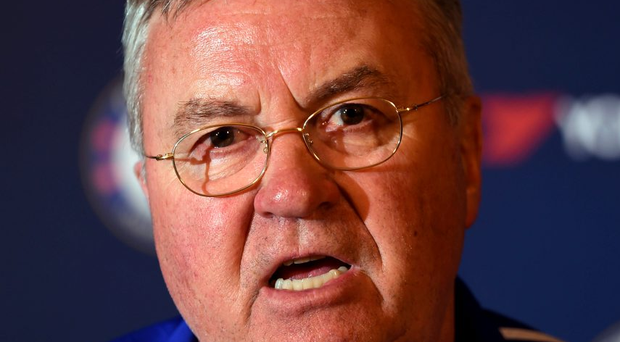 Chelsea manager Guus Hiddink Photo: Reuters / Tony O'Brien