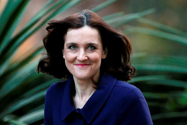 Theresa Villiers said the close relationship between the UK and Ireland is not dependent on EU membership. REUTERS/Stefan Wermuth