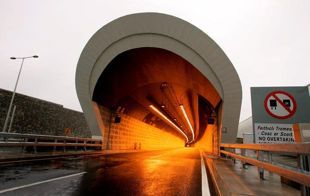 Dublin Port Tunnel