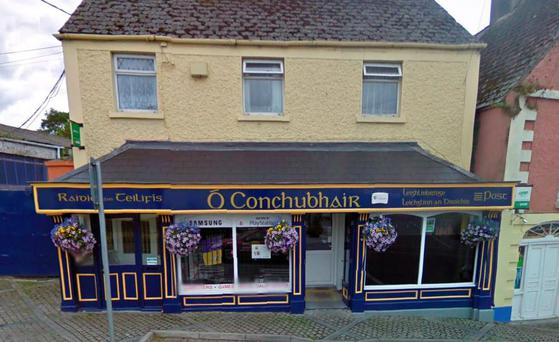 Leighlinbridge Post Office in Carlow. Gardaí said they had recovered