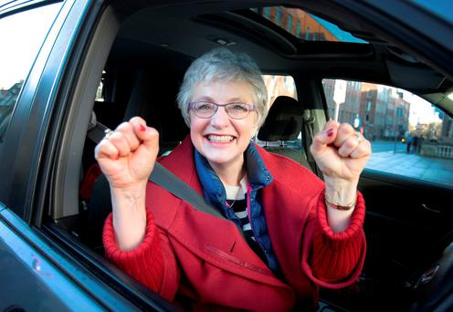 Katherine Zappone - Dublin South West. Pic Tom Burke