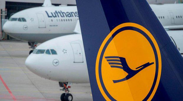 The girl died on a Lufthansa airlines flight from Shanghai to Munich