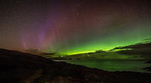 Dunree Aurora Borealis - Northern Lights
