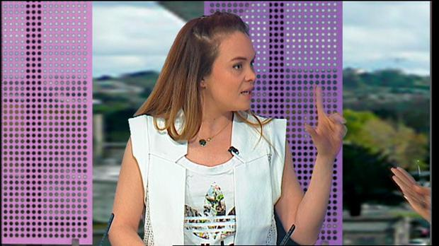 Midday on TV3 - in Picture: Joanne McNally