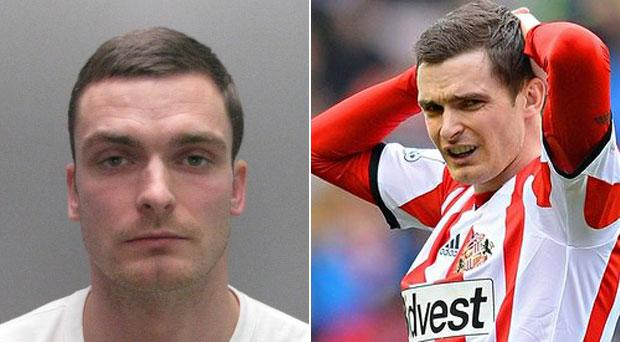 Adam Johnson is facing up to 10 years in prison