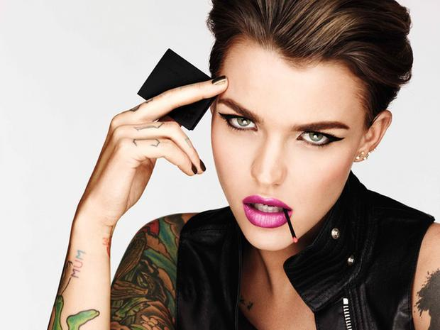 Ruby rose on line