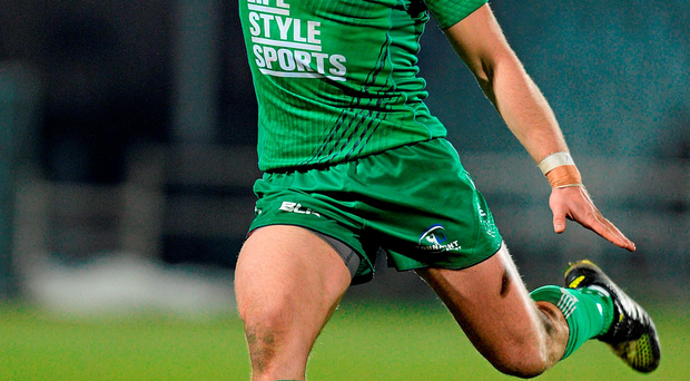 Connacht's Craig Ronaldson Photo: Max Pratelli / SPORTSFILE