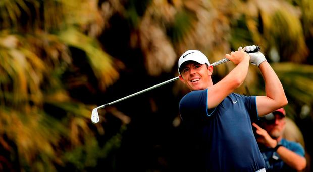 'McIlroy showed a general uncertainty on the greens and a series of missed opportunities means the jury is still out with regard to the new method'. Photo: Getty