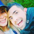 Rob Kearney and girlfriend Jess Redden