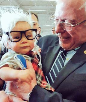 Oliver Jack Carter Lomas-Davis aka the 'Bernie Baby' died on 25 February when he was just four months old