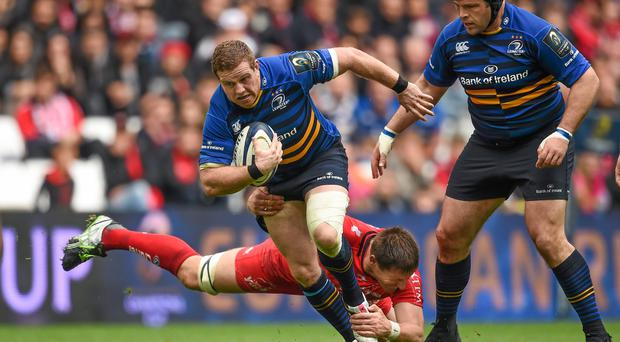 Leinster welcome back Sean Cronin and Mike Ross into their team to face the Ospreys
