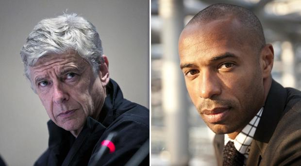 Arsene Wenger has hit back at comments from Thierry Henry