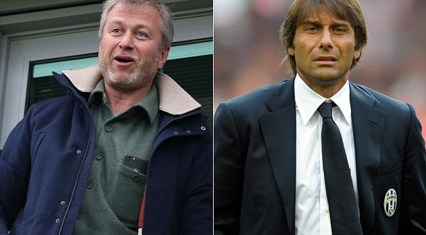 Roman Abramovich will meet Antonio Conte within a week to discuss becoming Chelsea manager
