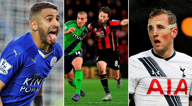 Can Riyad Mahrez, Harry Arter and Harry Kane hit the target this weekend?