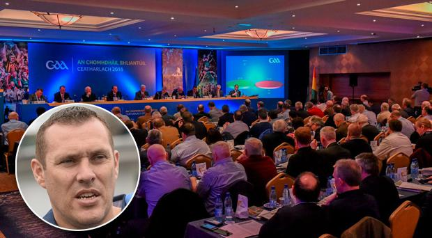 Ciaran Whelan believes that last weekend's GAA Congress failed club players