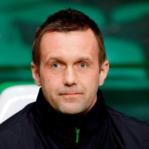 Celtic's manager Ronny Deila. Photo: Graham Stuart/Action Images via Reuters