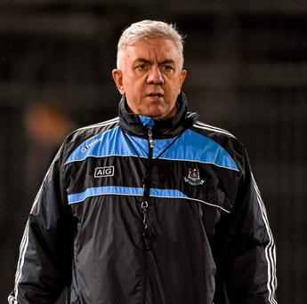 Dublin manager Ger Cunningham. Photo: Ray McManus / Sportsfile