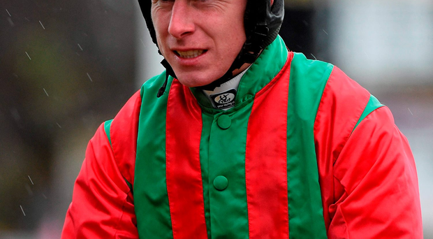 Jockey Philip Enright Photo: Sportsfile