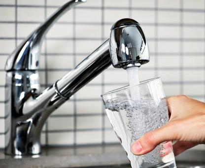 Those who have paid their water bills did so out of a sense of citizenship. (stock photo)