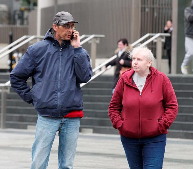 Eleanor Joel and her partner Jonathan Costen had their convictions for killing Evelyn Joel by neglect quashed. Photo: Collins Courts