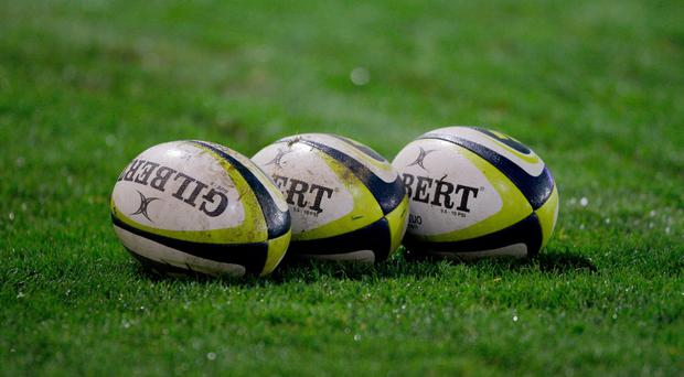 'Young Munster climbed above UCD into second place after beating the students 28-13 at Tom Clifford Park' Stock photo: Getty