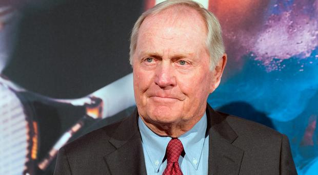 """Jack Nicklaus """"There are far more important things than the Ryder Cup coming up"""" Photo: Getty"""