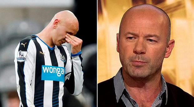 Times are tough at Newcastle United