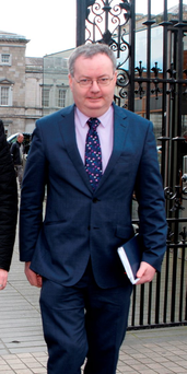 Michael Moynihan: close ally of Micheál Martin for 20 years. Photo: Tom Burke