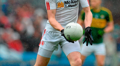 Tyrone's Colm Cavanagh Photo: Oliver McVeigh / SPORTSFILE