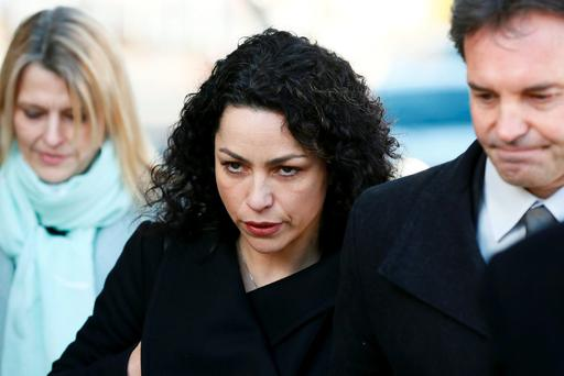 Former Chelsea Football Club doctor Eva Carneiro