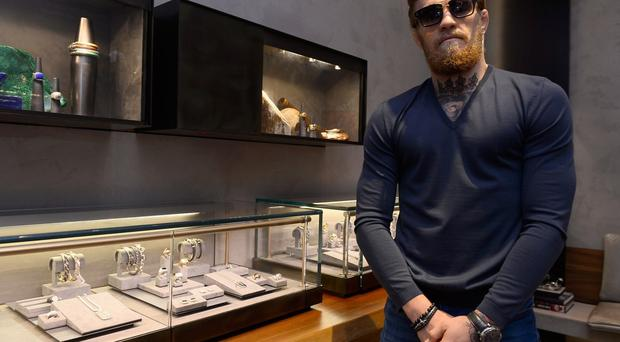 Conor McGregor will continue to live the high life despite his disappointing defeat on Saturday