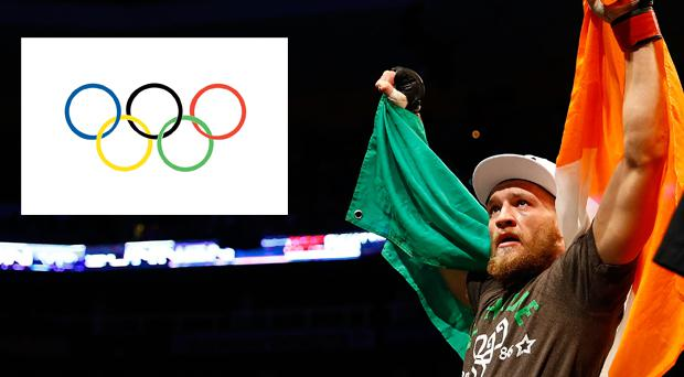 Could Conor McGregor carry the Irish flag at an opening ceremony for the Olympics?